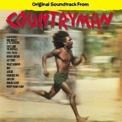 Countryman Bande Originale (Various Artists, Wally Badarou) - Pochettes de CD