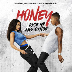 Honey: Rise Up and Dance Trilha sonora (Various Artists) - capa de CD