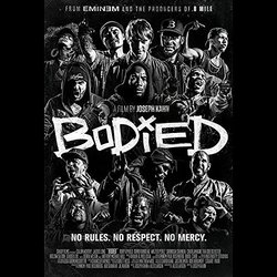 Bodied Soundtrack (Brain and Melissa) - CD cover