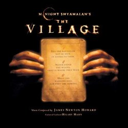 The Village Soundtrack (James Newton Howard) - CD cover