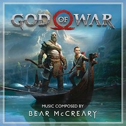 God Of War Soundtrack (Bear McCreary) - Carátula