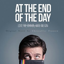 At the End of the Day Soundtrack (Christoffer Franzén) - CD cover