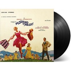 The Sound of Music Soundtrack (Irwin Kostal) - cd-inlay
