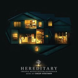 Hereditary Bande Originale (Colin Stetson) - Pochettes de CD