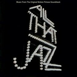 All That Jazz Soundtrack (Various Artists) - CD cover