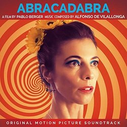 Abracadabra Soundtrack (Alfonso de Vilallonga) - CD cover