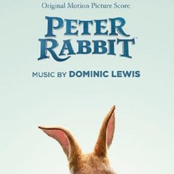 Peter Rabbit Soundtrack (Dominic Lewis) - CD cover