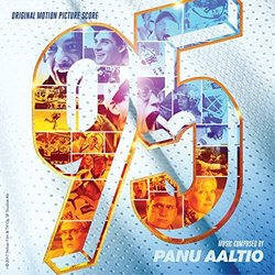 95 Soundtrack (Panu Aaltio) - CD cover