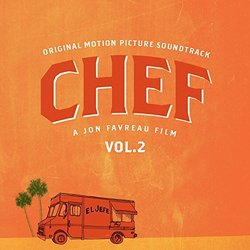 Chef Vol. 2 Soundtrack (Various Artists) - CD cover
