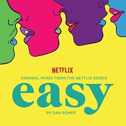 Easy: Season 2 Bande Originale (Dan Romer) - Pochettes de CD
