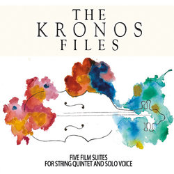 The Kronos Files Bande Originale (Francesco De Masi, Frank Ilfman, Nic Raine, Furio Valitutti, Chistoph Zirngibl) - Pochettes de CD