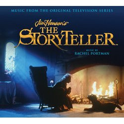 Jim Henson's The Storyteller Soundtrack (Rachel Portman) - CD cover