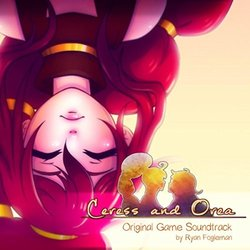 Ceress and Orea Soundtrack (Ryan Fogleman) - CD cover