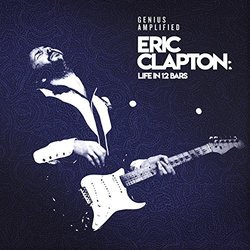 Eric Clapton: Life In 12 Bars Soundtrack (Various Artists, Eric Clapton) - CD cover