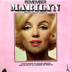 Remember Marilyn Soundtrack (Various Artists