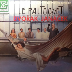 Le Paltoquet Soundtrack (Antonín Dvorák, Leos Janacek) - CD cover