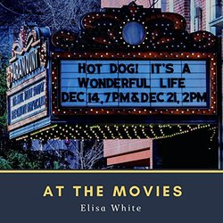 At The Movies Soundtrack (Elisa White) - CD cover