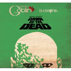 Dawn Of The Dead Soundtrack ( Goblin, Claudio Simonetti) - CD cover