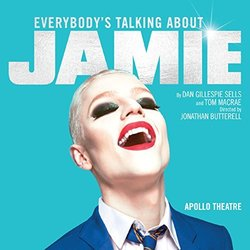 Everybody's Talking About Jamie Soundtrack (Dan Gillespie Sells, Tom MacRae) - CD cover