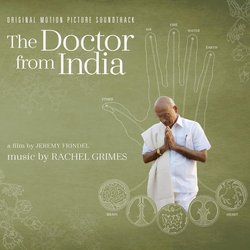 The Doctor from India サウンドトラック (Rachel Grimes) - CDカバー
