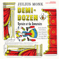 Julius Monk Presents Demi-Dozen - Julius Monk - 25/05/2018