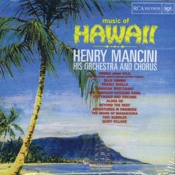 Music Of Hawaii - Henry Mancini, Various Artists - 27/04/2018