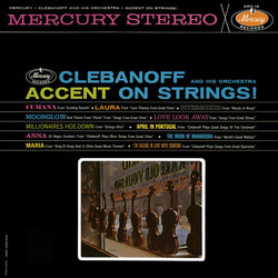 Accent On Strings - Michael Clebanoff, Various Artists - 27/04/2018