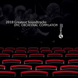 2018 Greatest Soundtracks Soundtrack (Various Artists) - CD-Cover