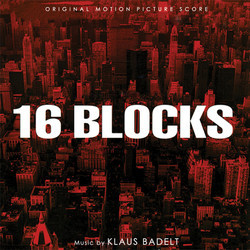 16 Blocks Soundtrack (Klaus Badelt) - CD cover