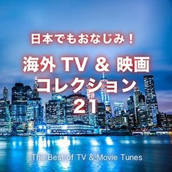 The Best of TV & Movie Tunes 21 - Movie & TV Sounds - 27/04/2018