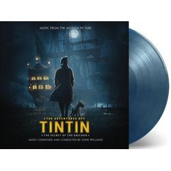 The Adventures Of Tintin: The Secret Of The Unicorn 声带 (John Williams) - CD-镶嵌