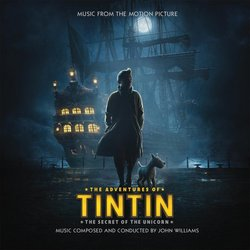 The Adventures Of Tintin: The Secret Of The Unicorn 声带 (John Williams) - CD封面