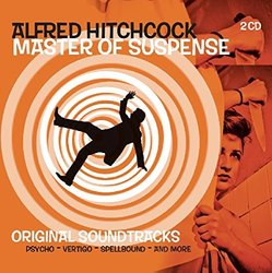 Alfred Hitchcock: Master of Suspense Soundtrack (Various Artists) - Carátula
