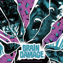 Brain Damage 声带 (Clutch Reiser, Gus Russo, The Swimming Pool Q's) - CD封面