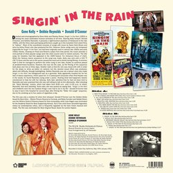Singin In The Rain Soundtrack (Nacio Herb Brown, Arthur Freed) - CD Achterzijde