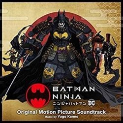 Batman Ninja Soundtrack (Yugo Kanno) - CD-Cover