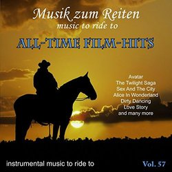 All Time Film Hits - Music To Ride To Bande Originale (Various Artists, Richard Rossbach) - Pochettes de CD