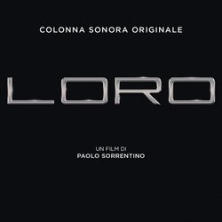 Loro Soundtrack (Lele Marchitelli) - CD-Cover