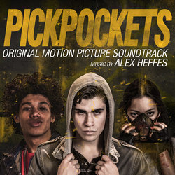 Pickpockets Soundtrack (Alex Heffes) - CD cover