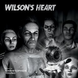 Wilson's Heart Bande Originale (Christopher Young) - Pochettes de CD
