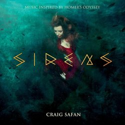 Sirens Soundtrack (Craig Safan) - CD cover