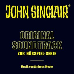 John Sinclair Soundtrack (Andreas Meyer) - Carátula