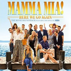 Mamma Mia! Here We Go Again Soundtrack ( ABBA, Various Artists) - CD cover