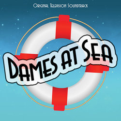 Dames At Sea / I'm A Fan Soundtrack (George Haimsohn, LeRoy Holmes, Carolyn Leigh, Robin Miller, Jim Wise) - Carátula