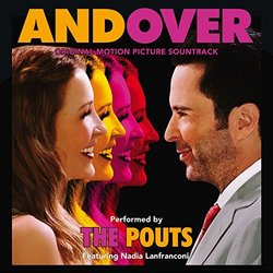 Andover 聲帶 (Nadia Lanfranconi, Mike Newport, The Pouts) - CD封面