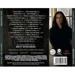 Half Light Soundtrack (Brett Rosenberg) - CD Trasero