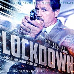 Lockdown Soundtrack (Simone Cilio) - CD cover