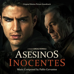 Asesinos Inocentes Soundtrack (Pablo Cervantes) - CD cover