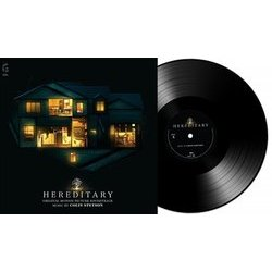 Hereditary Bande Originale (Colin Stetson) - cd-inlay