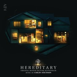 Hereditary Soundtrack (Colin Stetson) - Carátula